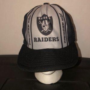 Vintage New Era Los Angeles Raiders SnapBack